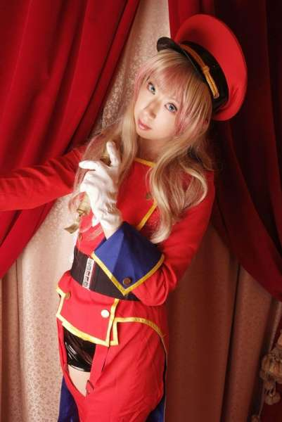 Cosplay超时空要塞Fシェリル·ノーム